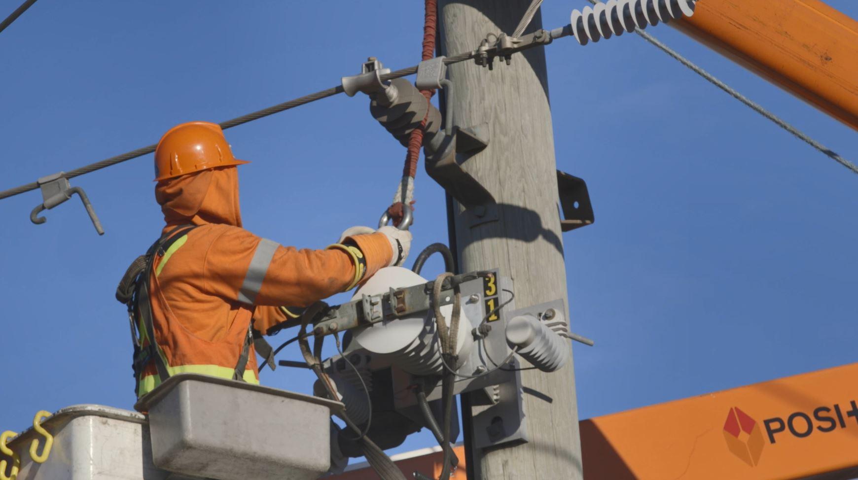 powerline service worker