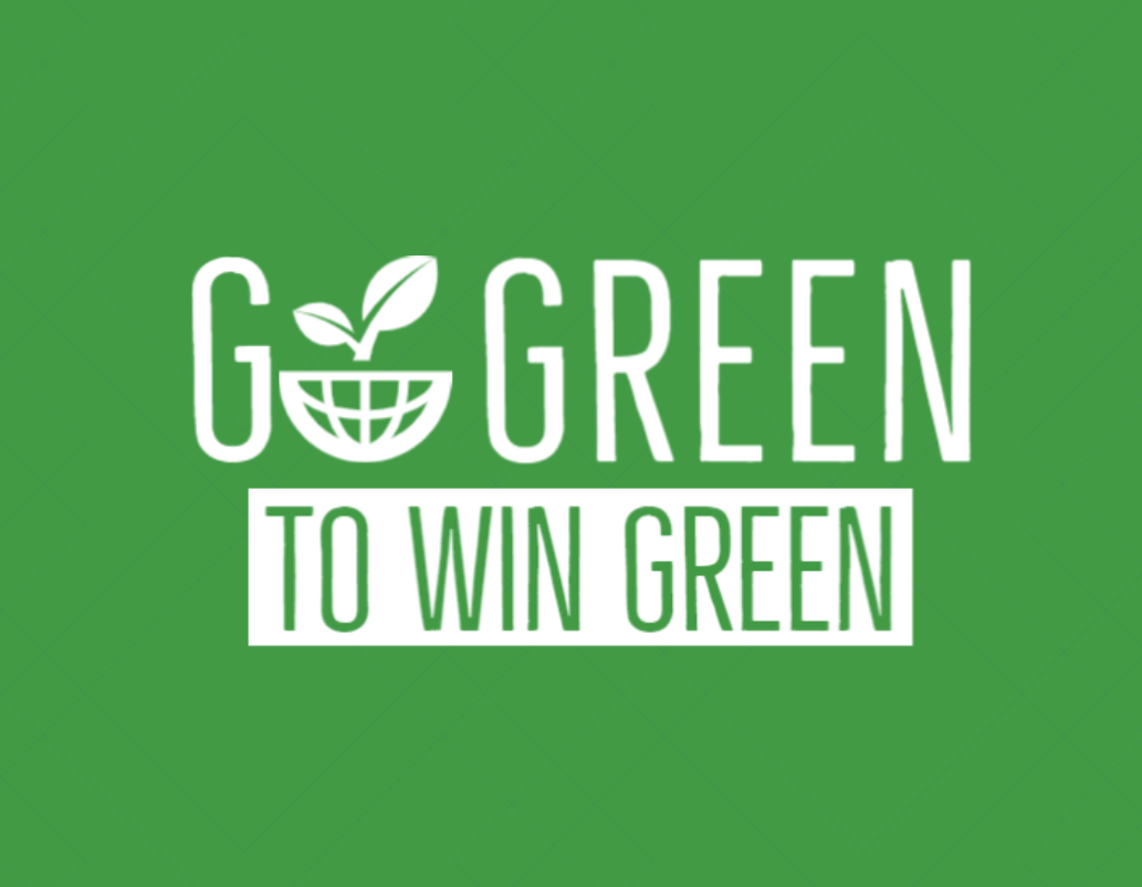 Go green to win green
